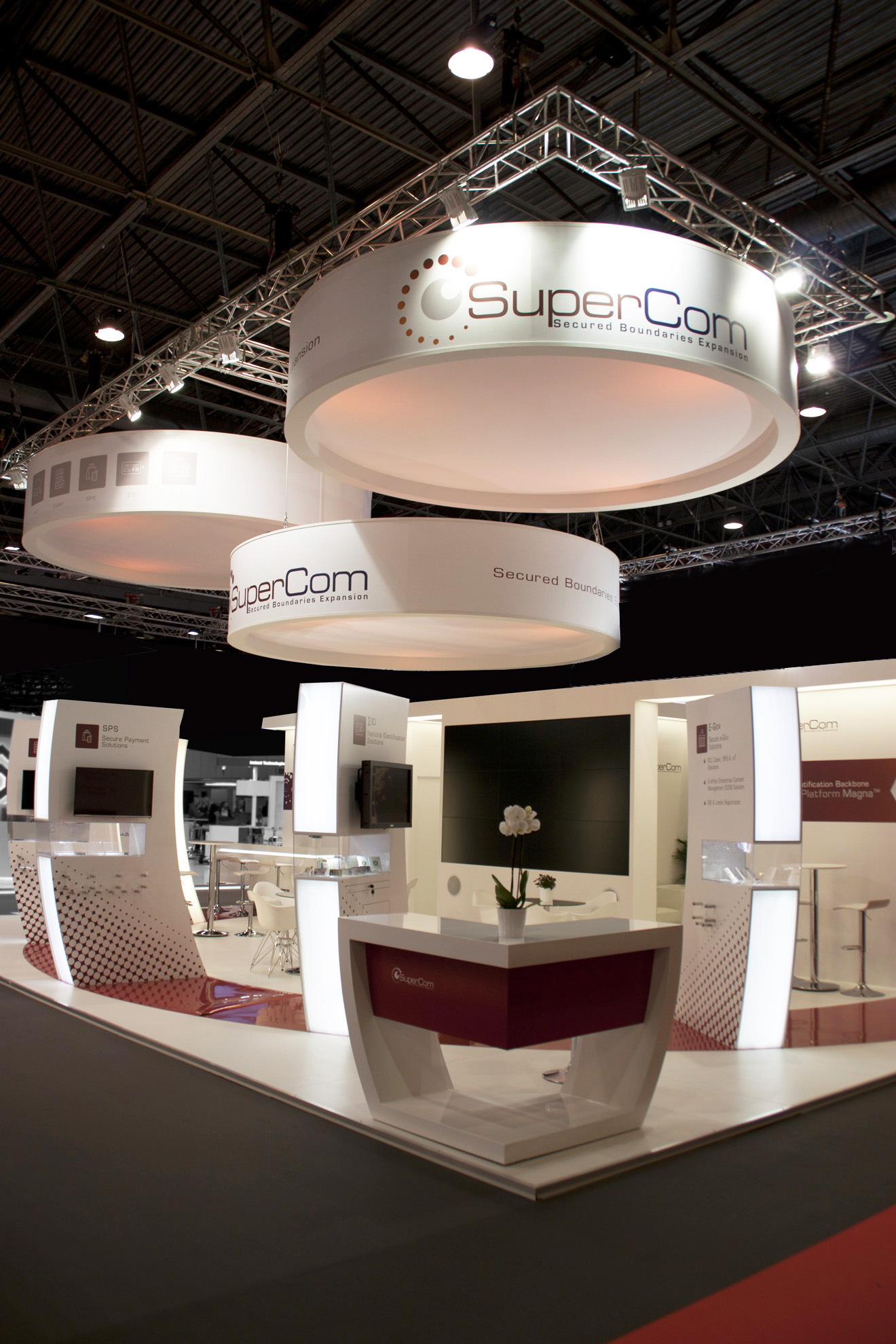 Supercom, Cartes 2015